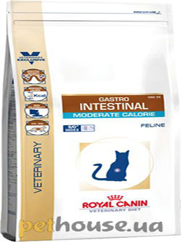 Royal Canin Gastro Intestinal Moderate Calorie Feline