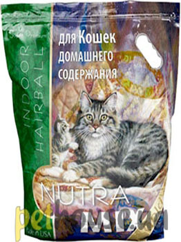 Nutra Mix Gold Cat Indoor Hairball