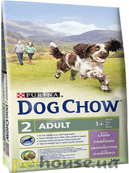 Dog Chow Adult Lamb and Rice